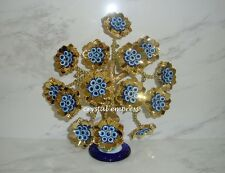 Feng Shui - 2015 Gold Evil Eye Flower Tree (Jealousy & Protection)