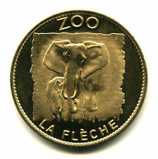 72 LA FLECHE Zoo, Eléphant, 2008, Arthus-Bertrand