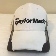 TaylorMade R9 Penta TD Golf Hat Cap White Gray Free Shipping Adjustable FS!