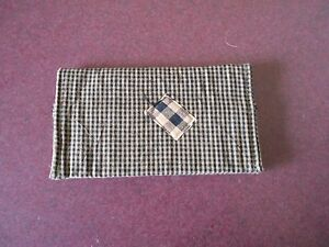 ANTIQUE PRIMITIVE REPRODUCTION HANDCRAFTED CHECKBOOK COVERS (HOLDERS)