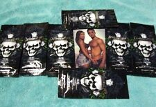 Lot of 7 Domination Triple Threat Hair & Body Wash for Men Sample Packets