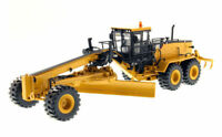 1/50 Caterpillar 24M Motor Grader 85264C Yellow Vehicle Car Model Toy Collection