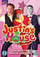 Justin's House: Oh No, It's Auntie Justina! [DVD][Region 2]