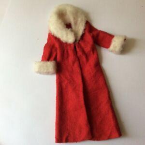 Barbie doll 1972 Furry N Fun #3336 Red vintage dolls clothes