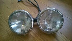 Triumph Speed Triple Street Triple Twin Headlight Assembly