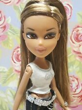 Bratz Forever Diamondz Yasmin Doll with original jeans, shoes and shirt