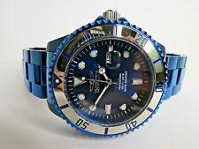 Invicta Pro Diver Quartz Watch Men's Blue Wristwatch 27548 47mm