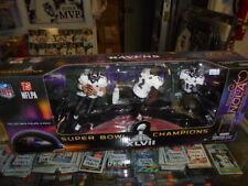 Baltimore Ravens Ray Lewis Mcfarlane Toy Action Figure 3-Pack Super Bowl XLVII