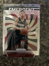 2019-20 Prizm Emergent Base - Tyler Herro - Miami Heat -Rookie Card - RC - #5