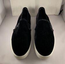 VINCE BLAIR-12 Velvet Sneaker Slip-On SIZE 42 US 12 NEW NIB