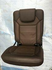 MERCEDES BENZ GL350 ML350 W166 REAR LEFT THIRD ROW SEAT CUSHION OEM BROWN