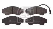 Brake Pad Set, disc brake FEBI BILSTEIN 16663