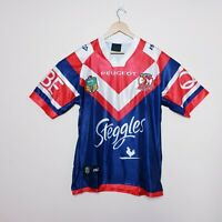 Sydney Roosters ISC Mens Size 3XL 2018 Rugby League Jersey Guernsey Shirt