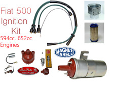 Classique Fiat 500 Service Pièces Électrique Filtre Allumage Distribution 650cc