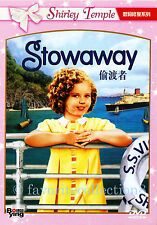 Stowaway (1936) - Shirley Temple, Robert Young - DVD NEW