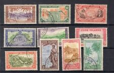 Multiple George VI (1936-1952) Cook Islander Stamps (Pre-1965)