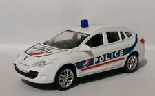 Norev 3 inches 1/60. Renault Mégane sw Police nationale 2009. Neuf sans boite.