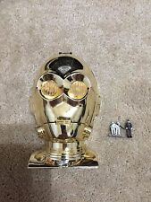 Star Wars 90s Head play sets, Lewis Galoob C-3PO micro machines