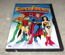 Challenge of the SuperFriends - Attack of the Legion of Doom (DVD, 2003)