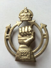 CAP BADGE THE ROYAL ARMOURED CORPS IMPERIAL CROWN