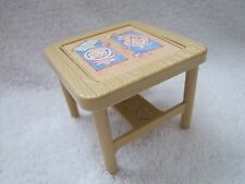 FISHER PRICE Loving Family Dream Dollhouse FLIP-TOP DINING TABLE for KITCHEN #2