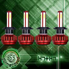 H7 + H7 LED Headlight Kit High+Low Beam Combo Bulb for Hyundai Sonata 2011-2014