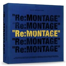 BLOCK B 6th Mini Repackage Album [RE:MONTAGE] CD+Booklet+Photocard+Postcard Set