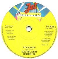 "Electric Light Orchestra – Rockaria!  7"" Vinyl 45rpm"