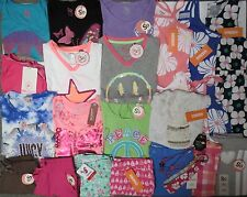 NWT Girl Summer Clothes Lot Size 7 7/8 Gymboree Disney Juicy Dress Outfits Sets