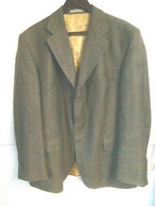 "Magee brown tweed jacket 46""chest"