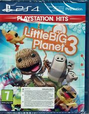 Little Big Planet 3 - Playstation 4 - PS4