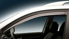 Deflectores de viento y lluvia para Range Rover Evoque 5 puertas derivabrisas