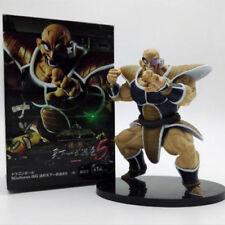 Dragon Ball Z SCultures Tenkaichi 5 Nappa Budokai Figures Collection Statues Toy