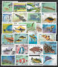 FISH Collection Packet 25 Different Stamps (Lot 2)