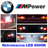LAMPADA RETROMARCIA LED 6000K CANBUS NO ERROR BMW X3 TUTTI I MODELLI