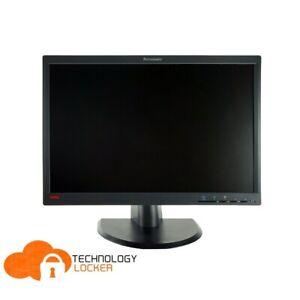 "Lenovo ThinkVision L2251PwD 22"" 1680 x 1050 LCD monitor VGA DVI DP (No Stand)"