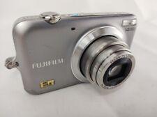Fuji FinePix JX250 14MP 5X Optical/6.7X Digital Zoom HD Camera (Silver)