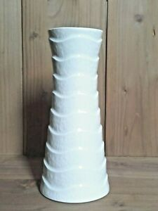 Schöne weiße Vase Schumann Arzberg