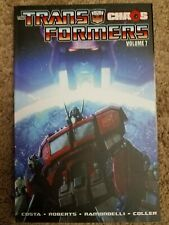 Transformers: Chaos Vol. 7 by James Roberts and Mike Costa (2012, Paperback)