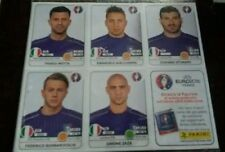 Panini euro 2016  france updates extra italy  sticker