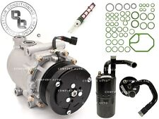 Complete AC A/C Compressor and Kit Fits: 03-05 Lincoln Town Car 4.6L