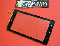 Kit VETRO+ TOUCH SCREEN per SONY XPERIA SOLA MT27 MT27i DISPLAY VETRINO RICAMBIO