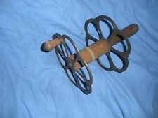 Early Primitive Winder Spool
