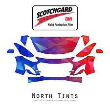 3M Scotchgard Paint Protection Clear Bra Kit for Hyundai Elantra GT 2013-2017