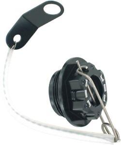 Powerstands PSR Oil Filler Cap Kit Black M30x1.5 00-01314-22 0950-0437