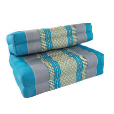 Double Fold Meditation Cushion Blue (DM22)