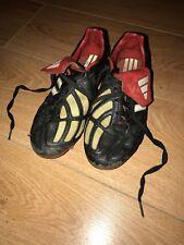 Vintage Rare Adidas Predator Manias Original Football Boots Size 4 SG