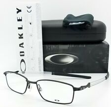 NEW Oakley Catapult RX Eyeglasses Frame Black OX5092-0152mm AUTHENTIC Wire 5092