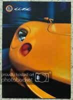 LOTUS ELISE Car Sales Brochure c2000 ENGLISH / GERMAN / ITALIAN / FRENCH TEXT