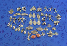 free ship:50+charms:I Love Football Helmets Players We're #1 Cleated Shoes +more